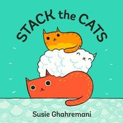 Stack the Cats (Board Book)