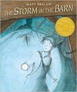 The Storm in the Barn (Hardcover) - Autographed