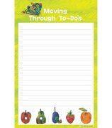 Very Hungry Caterpillar To-Do List