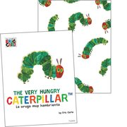 Very Hungry Caterpillar Learning Cards