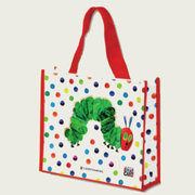 Very Hungry Caterpillar Reusable Shopping Tote