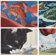 David Wiesner Boxed Notecard Set