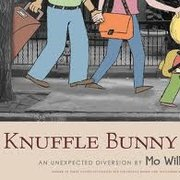 Knuffle Bunny Free - Autographed