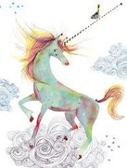 Unicorn Bird Card