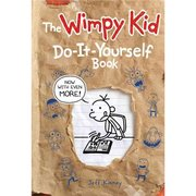 Diary of a Wimpy Kid Do-It-Yourself Book - Autographed Hardcover