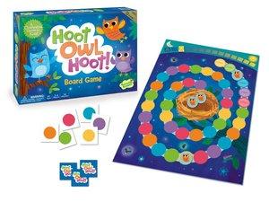 Hoot Owl Hoot Collaborative Board Game
