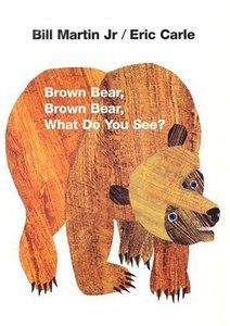 Brown Bear, Brown Bear, What Do You See? - Kamishibai
