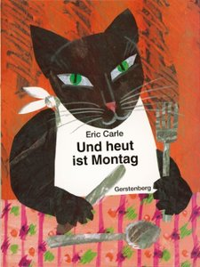 Today is Monday - GERMAN