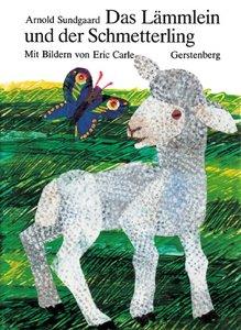 Lamb & Butterfly (Mini) - GERMAN