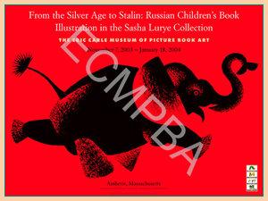Russian Illustrators Exhibition Poster