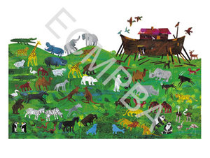 Noah's Ark Limited Edition Print