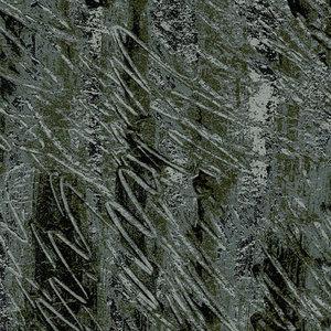 Black Brushstroke Fabric