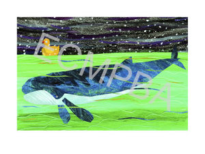 Duck & Whale Limited Edition Print