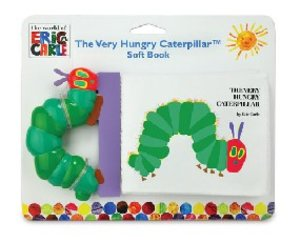Very Hungry Caterpillar Soft Book With Handle