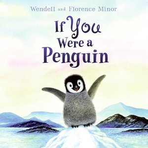 Minor Book Plate & If You Were a Penguin - Hardcover