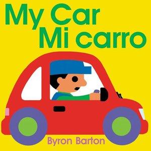 My Car (Spanish Board Book Edition)