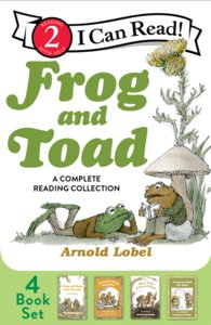 Frog and Toad Complete Collection
