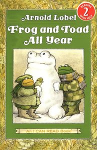 Frog And Toad All Year - Softcover