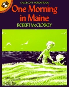 One Morning in Maine (Softcover)
