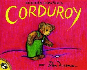 Corduroy - Spanish Softcover