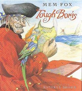 Tough Boris (Softcover)