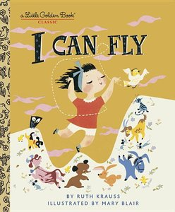 I Can Fly -golden