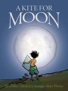 A Kite for Moon - Autographed
