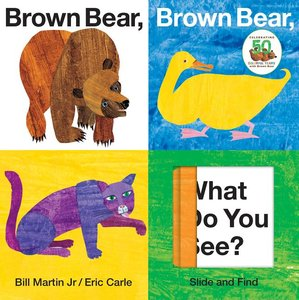 Brown Bear, Brown Bear, What Do You See? - Slide & Find