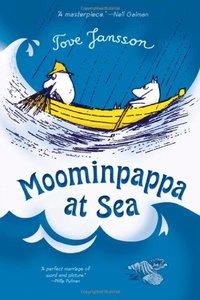 Moominpappa at Sea #7