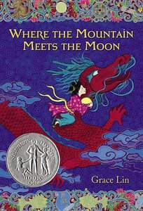 Where the Mountain Meets the Moon (Hardcover) - Autographed