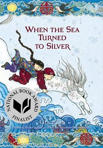 When the Sea Turned to Silver (Hardcover) - Autographed