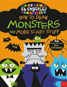 How to Draw Monsters and More Scary Stuff