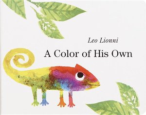 A Color Of His Own - Board Book