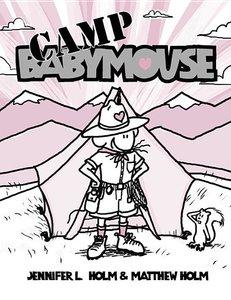 Babymouse #6 Camp Babymouse