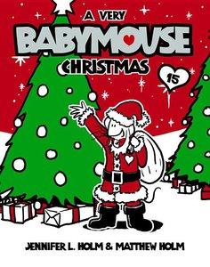 Babymouse #15 Very Babymouse Christmas