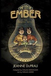 City of Ember Graphic Novel