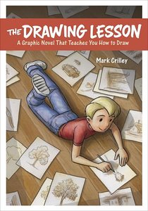 Drawing Lesson: Graphic Novel That Teaches You How to Draw