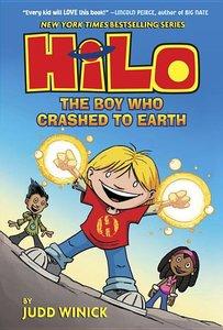 Hilo #1: The Boy Who Crashed to Earth