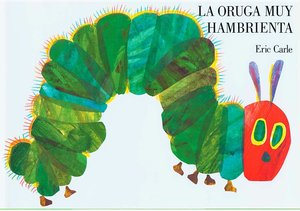 The Very Hungry Caterpillar - Spanish Board Book Edition