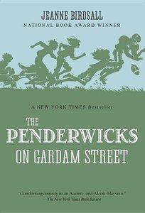 The Penderwicks #2: The Penderwicks on Gardam Street (Softcover)