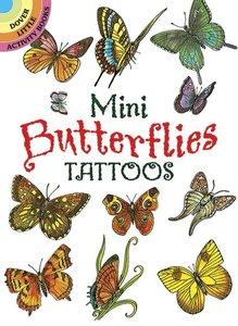 Mini Butterflies Tattoos