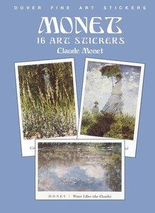 Monet Stickers