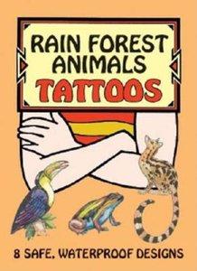 Rain Forest Animals Tattoos