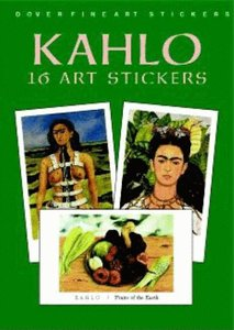 Kahlo Stickers
