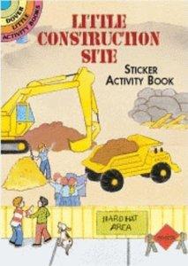 Little Construction Site Stickers