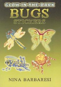 Glow in the Dark Bugs Stickers