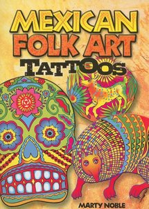 Mexican Folk Art Tattoos