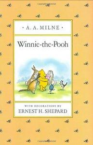 Winnie The Pooh (Hardcover)