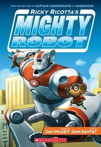 Ricky Ricotta #1 Mighty Robot (Paperback)