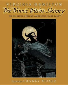Moser Book Plate & Wee Winnie Witch's Skinny - Hardcover